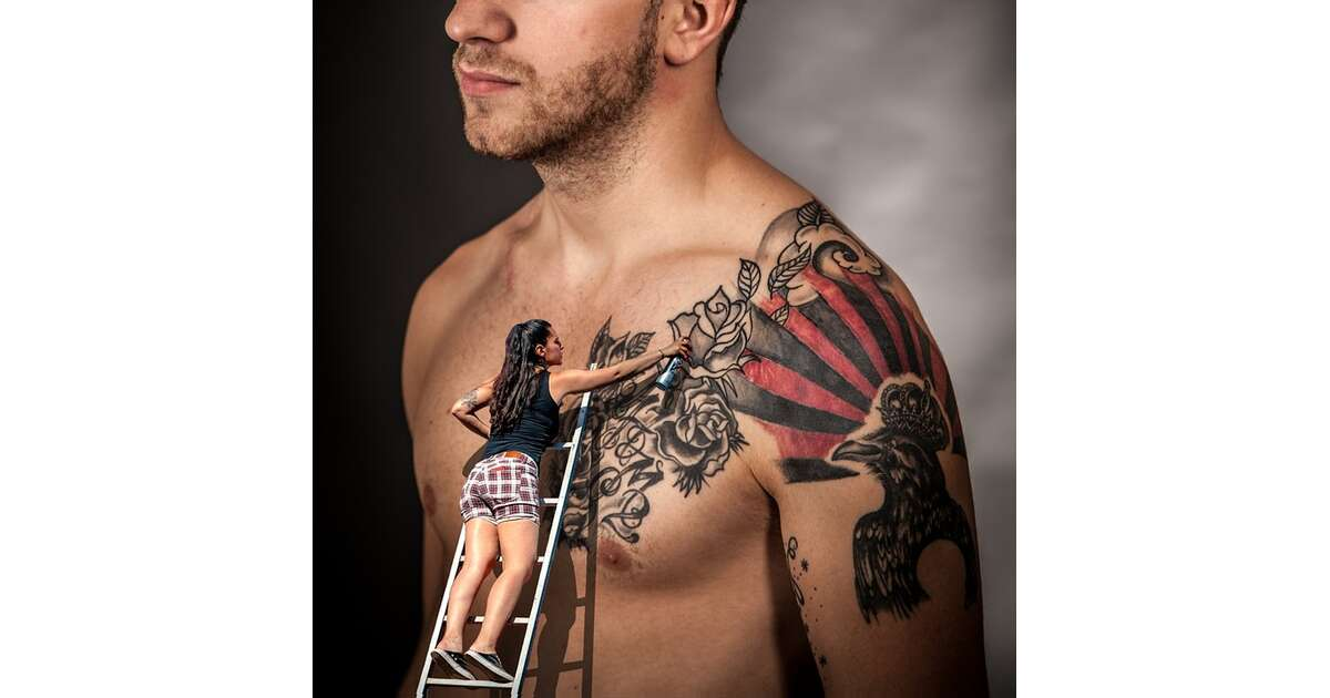 Pielęgnacja Tatuaży Co Zrobić Aby Tatuaż Zachował